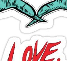 Love Again - Run the Jewels Sticker