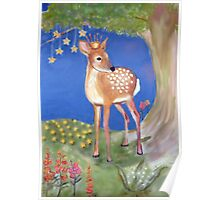 Fawn Princess Fairytails Collection by Once Upon a Time... Poster