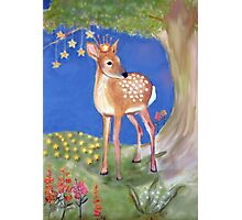 Fawn Princess Fairytails Collection by Once Upon a Time... Photographic Print