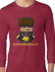 SkyDoesMinecraft Long Sleeve T-Shirt