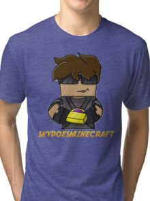 SkyDoesMinecraft Tri-blend T-Shirt