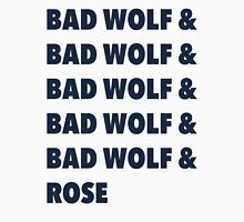 Bad Wolf roll call Unisex T-Shirt