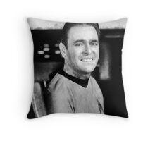 Vintage Trek by JS Throw Pillow