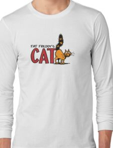 Fat Freddy's Cat Long Sleeve T-Shirt