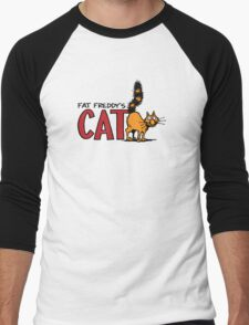 Fat Freddy's Cat Men's Baseball ¾ T-Shirt