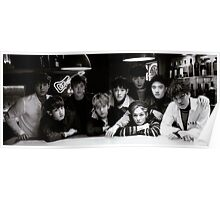 EXO - Sing for you poster Poster