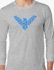 Nightwing logo Long Sleeve T-Shirt