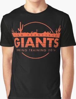 San Francisco Spring Training  Graphic T-Shirt