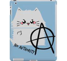 anarchy cat iPad Case/Skin