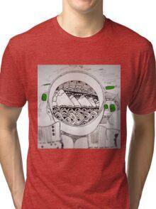 WarmUP&Dream Tri-blend T-Shirt