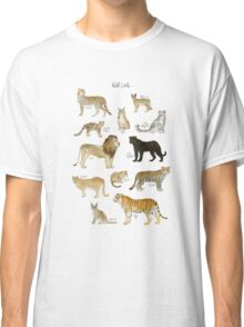 Wild Cats Classic T-Shirt