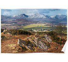 Lowick Common Poster