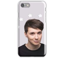 Dan Howell Star Halo - Lavender iPhone Case/Skin