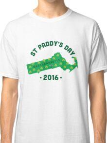 Character Building - Massachusetts State Classic T-Shirt