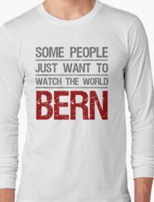Watch The World Bern T-Shirt