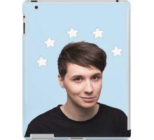Dan Howell Star Halo - Baby Blue iPad Case/Skin