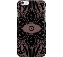 Aye Illustration iPhone Case/Skin