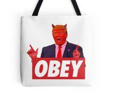 Donald Trump - Obey Tote Bag