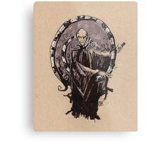 Voldemort Metal Print