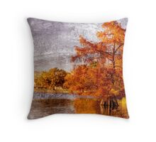 Higginbotham Park Throw Pillow