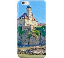 Austria - Palace Schoenbuehel iPhone Case/Skin