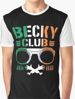Becky Club Graphic T-Shirt