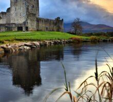 Ross Castle - Killarney Sticker