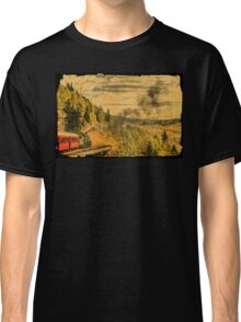 Down the Mountain Classic T-Shirt