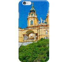Austria - Melk abbey iPhone Case/Skin
