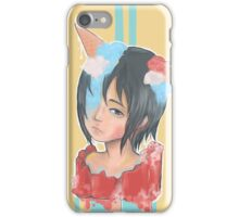 Melted dreams iPhone Case/Skin