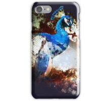 Peacock Photography Overlay  iPhone Case/Skin