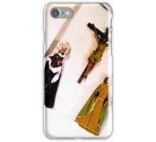 Virgins and Jesus. iPhone Case/Skin