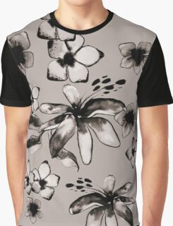 Dusty flowers Graphic T-Shirt