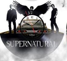 Supernatural 6 Sticker