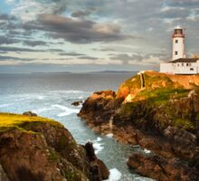 Fanad In Evening Light Sticker