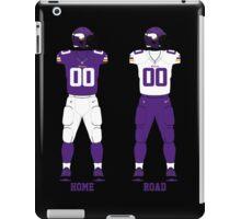 Minnesota Vikings iPad Case/Skin