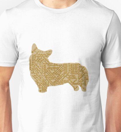 International Corgi Unisex T-Shirt