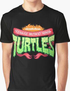 turtles teenage mutant ninja Graphic T-Shirt