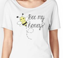 Bee my Honey Women's Relaxed Fit T-Shirt