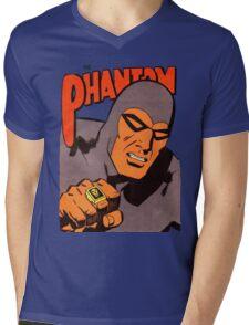 Phantom #10/redesign Mens V-Neck T-Shirt