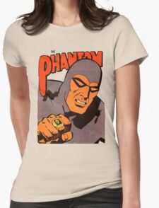 Phantom #10/redesign Womens Fitted T-Shirt