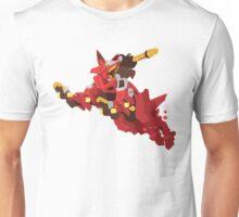 Fire Fox Unisex T-Shirt