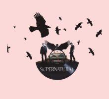 Supernatural 7 Baby Tee