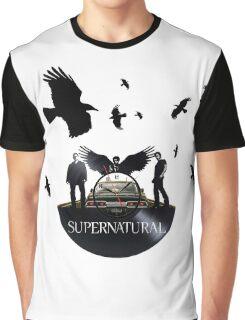 Supernatural 7 Graphic T-Shirt
