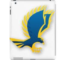 RWU hawks iPad Case/Skin