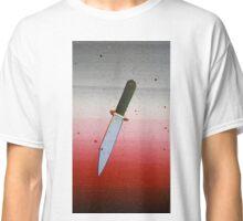 motha f#$&/ knife!  Classic T-Shirt