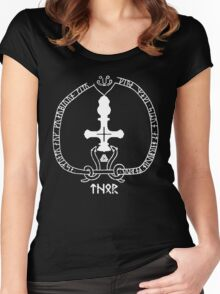 Thors Hammer Women's Fitted Scoop T-Shirt