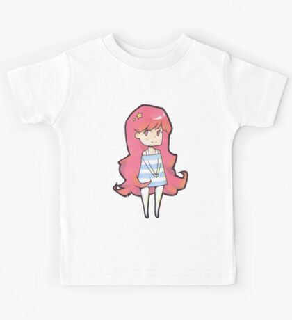 cotton candy Kids Tee