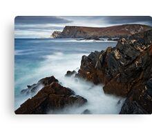 Glen Bay Donegal Canvas Print