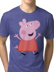 Peppa Tri-blend T-Shirt